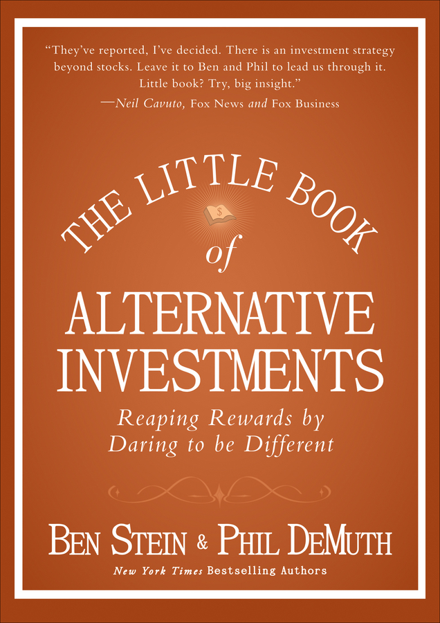 Ben Stein The Little Book of Alternative Investments. Reaping Rewards by Daring to be Different stylish solid color hollow our circular shape hairgrip for women