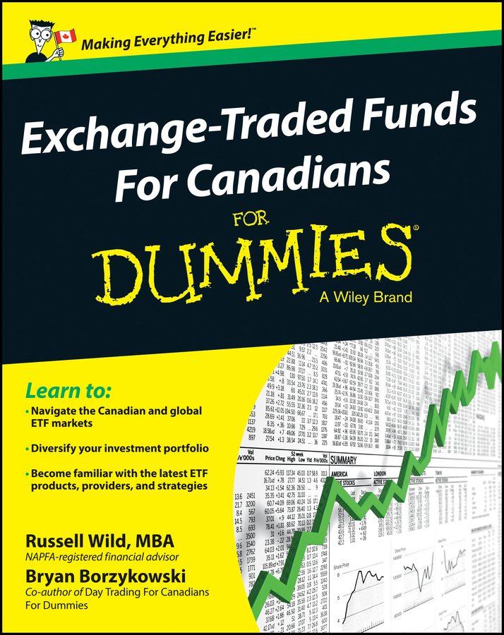 Russell Wild Exchange-Traded Funds For Canadians For Dummies colin davidson managed funds for dummies