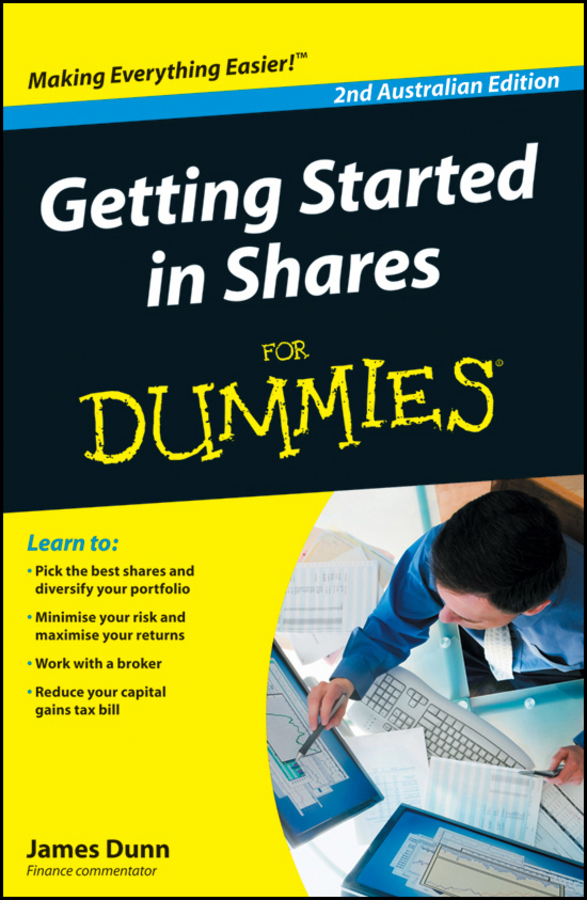 James Dunn Getting Started in Shares For Dummies бордюр blau versalles mold michelle 3 5x25