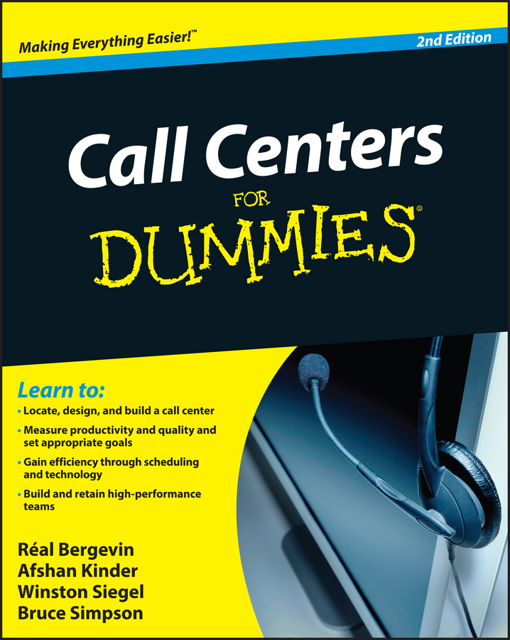 Real Bergevin Call Centers For Dummies