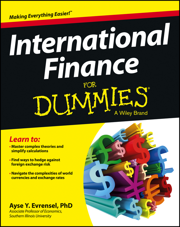 Ayse Evrensel International Finance For Dummies princeton energy resources international handbook of international electrical safety practices