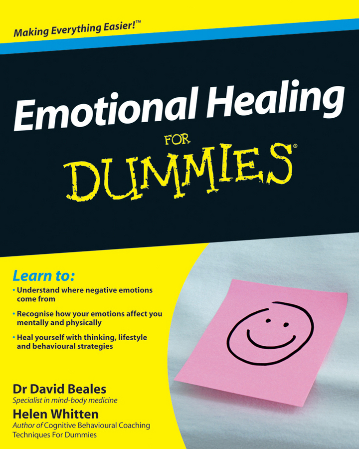 David Beales Emotional Healing For Dummies my first emotions develop your child s emotional intelligence