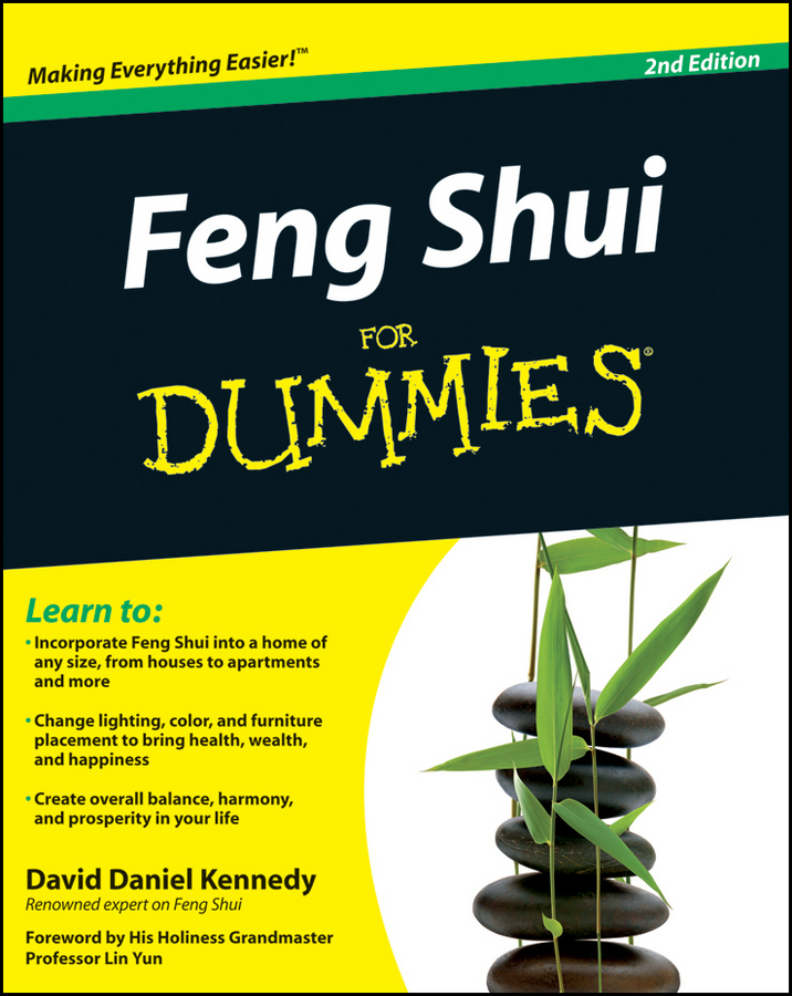 David Kennedy Daniel Feng Shui For Dummies nicole avery organise your family from chaos to harmony