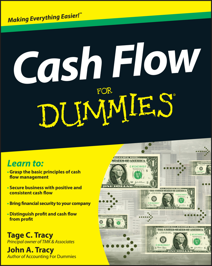 Tage Tracy Cash Flow For Dummies