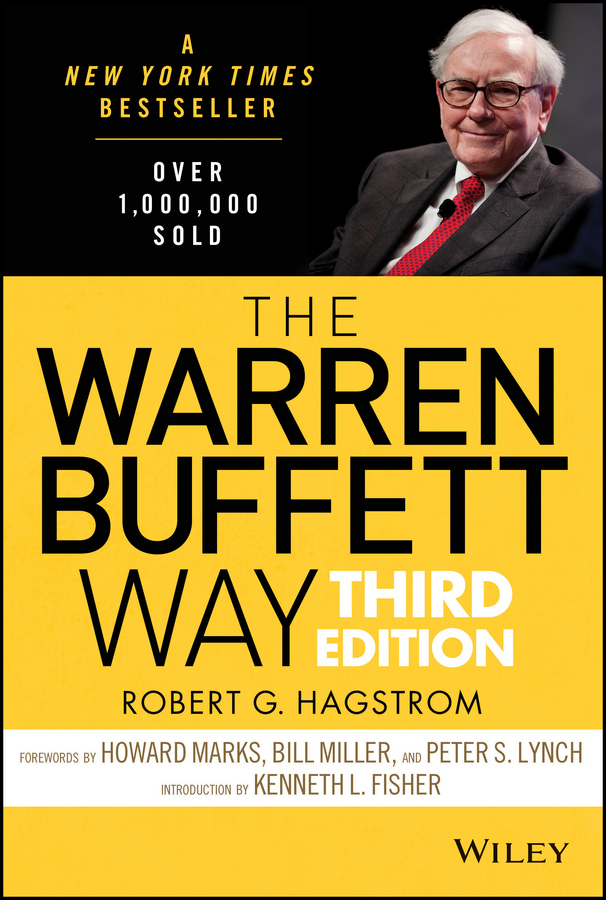 Robert Hagstrom G. The Warren Buffett Way new in stock skb30 02a1