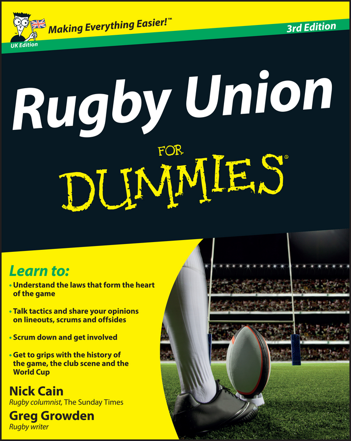 Greg Growden Rugby Union For Dummies stephanie vance the influence game 50 insider tactics from the washington d c lobbying world that will get you to yes