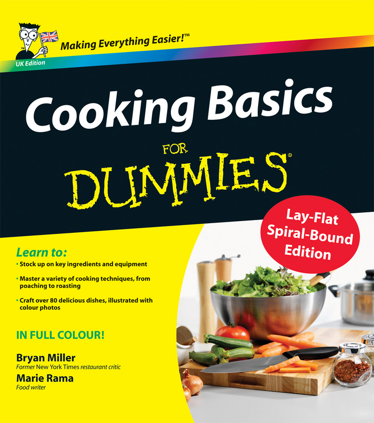 Marie Rama Cooking Basics For Dummies cooking up a business