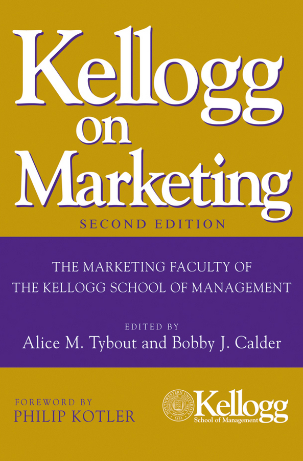 Philip Kotler Kellogg on Marketing цена