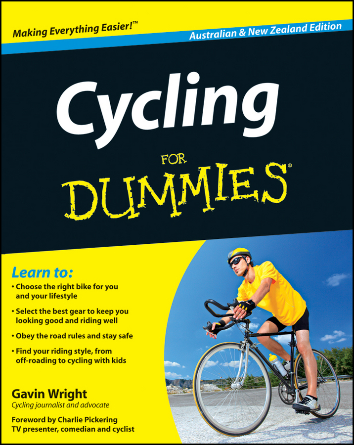 Gavin Wright Cycling For Dummies туалетная вода gucci flora by gucci gorgeous gardenia объем 100 мл вес 150 00