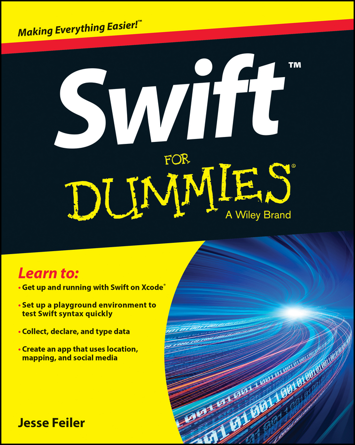 Jesse Feiler Swift For Dummies take up system printer paper auto take up reel system for h p series printer