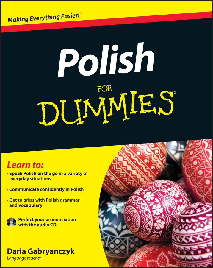 Daria Gabryanczyk Polish For Dummies polish migration to the uk