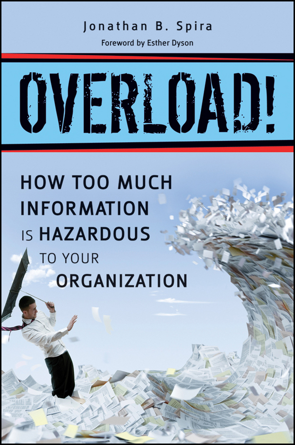 Jonathan Spira B. Overload! How Too Much Information is Hazardous to your Organization english web chat and text messages
