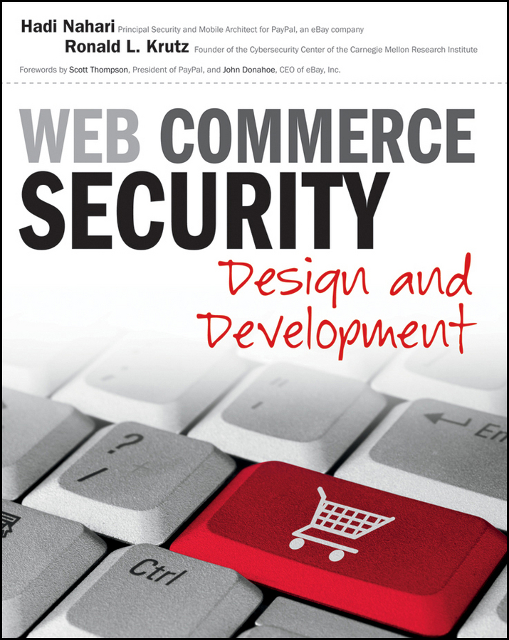 Hadi Nahari Web Commerce Security. Design and Development