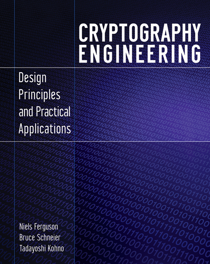 цены Bruce Schneier Cryptography Engineering. Design Principles and Practical Applications