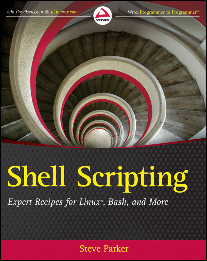 Steve Parker Shell Scripting. Expert Recipes for Linux, Bash and more edc by esprit ee100692006