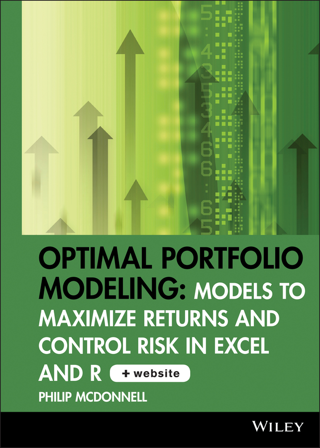 Philip McDonnell Optimal Portfolio Modeling. Models to Maximize Returns and Control Risk in Excel and R velocity modeling to determine pore aspect ratios of shale