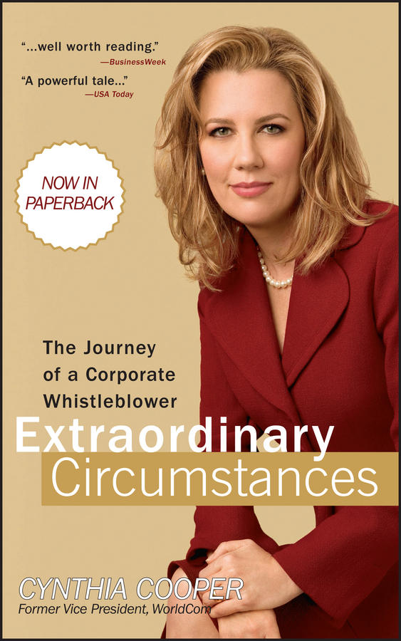 Cynthia Cooper Extraordinary Circumstances. The Journey of a Corporate Whistleblower malcolm kemp extreme events robust portfolio construction in the presence of fat tails isbn 9780470976791