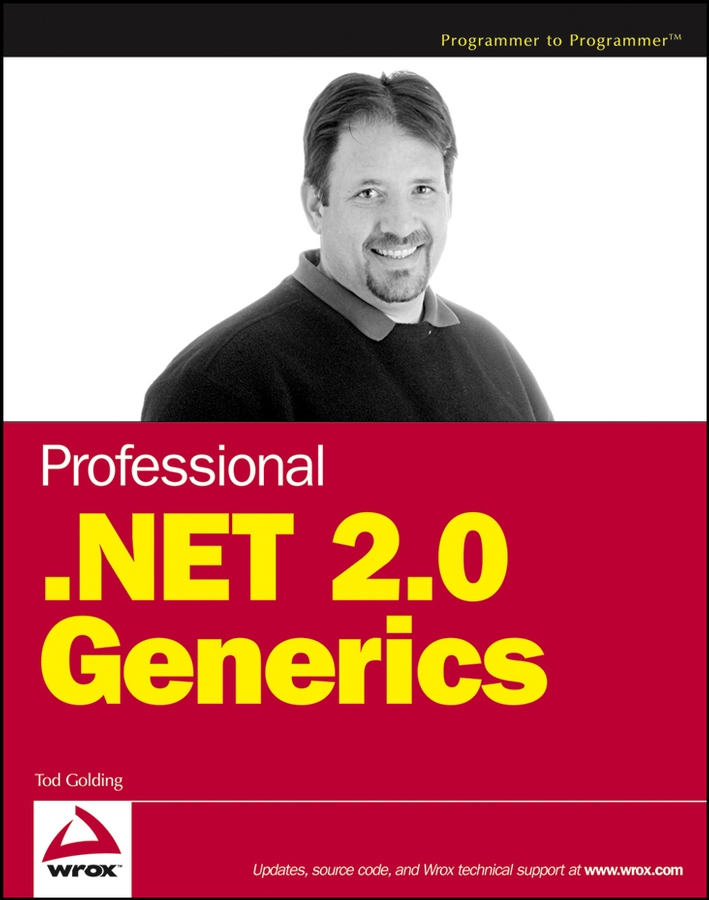 Tod Golding Professional .NET 2.0 Generics the bear the bull and the types of sentiment