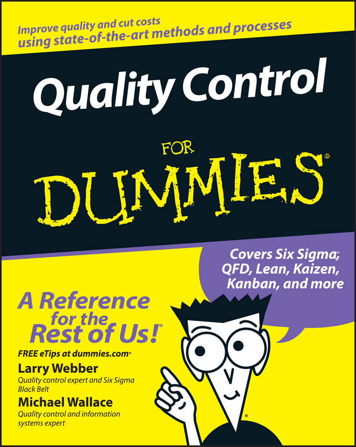 Michael Wallace Quality Control for Dummies
