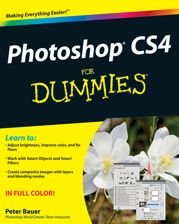 Peter Bauer Photoshop CS4 For Dummies photoshop® 7 all–in–one desk reference for dummies®