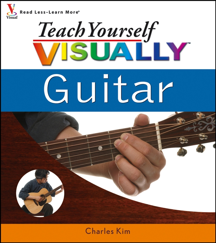 Charles Kim Teach Yourself VISUALLY Guitar dan lupo guitar chords dominant 7 chords