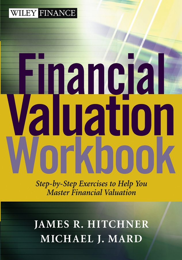 James Hitchner R. Financial Valuation Workbook
