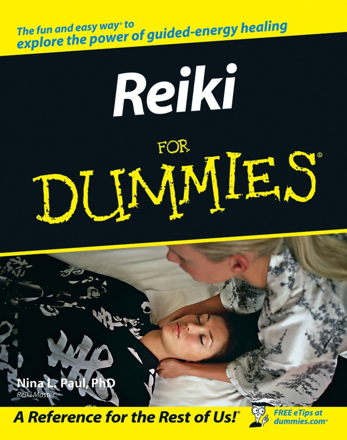 Nina L. Paul Reiki For Dummies scott hatch a act for dummies