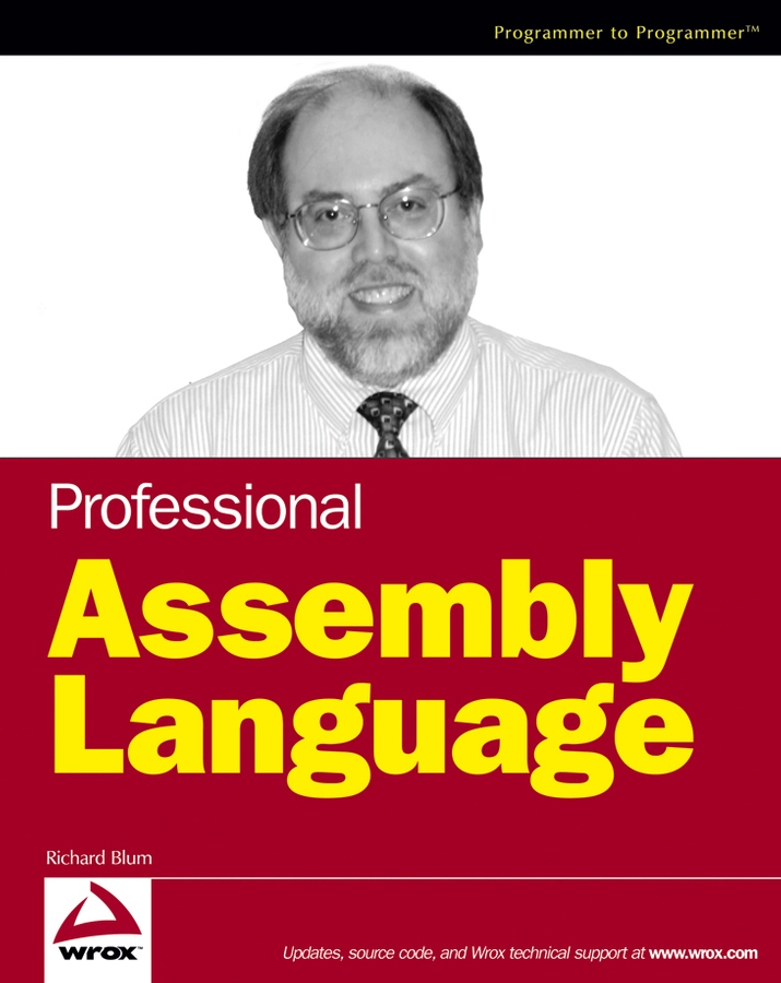 Richard Blum Professional Assembly Language