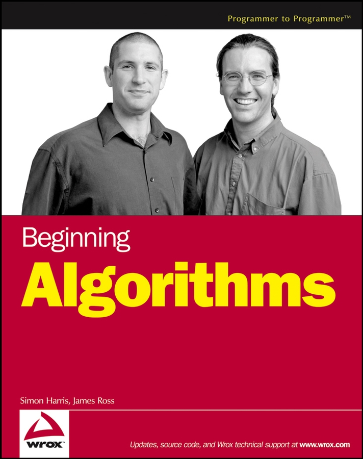 Simon Harris Beginning Algorithms simon harris beginning algorithms