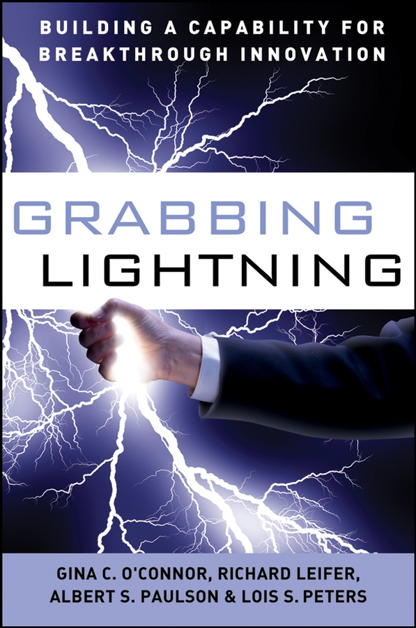 G. O'Connor C. Grabbing Lightning. Building a Capability for Breakthrough Innovation beebe nelson innovation governance how top management organizes and mobilizes for innovation