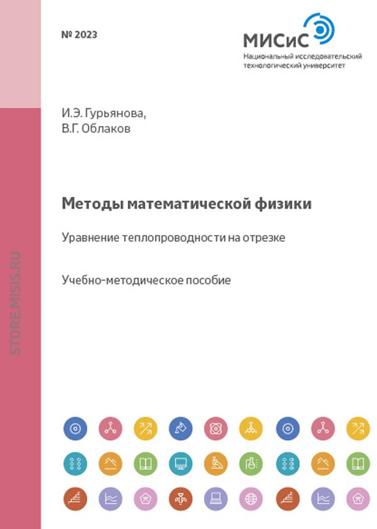 Ирина Гурьянова Методы математической физики. Уравнение теплопроводности на отрезке