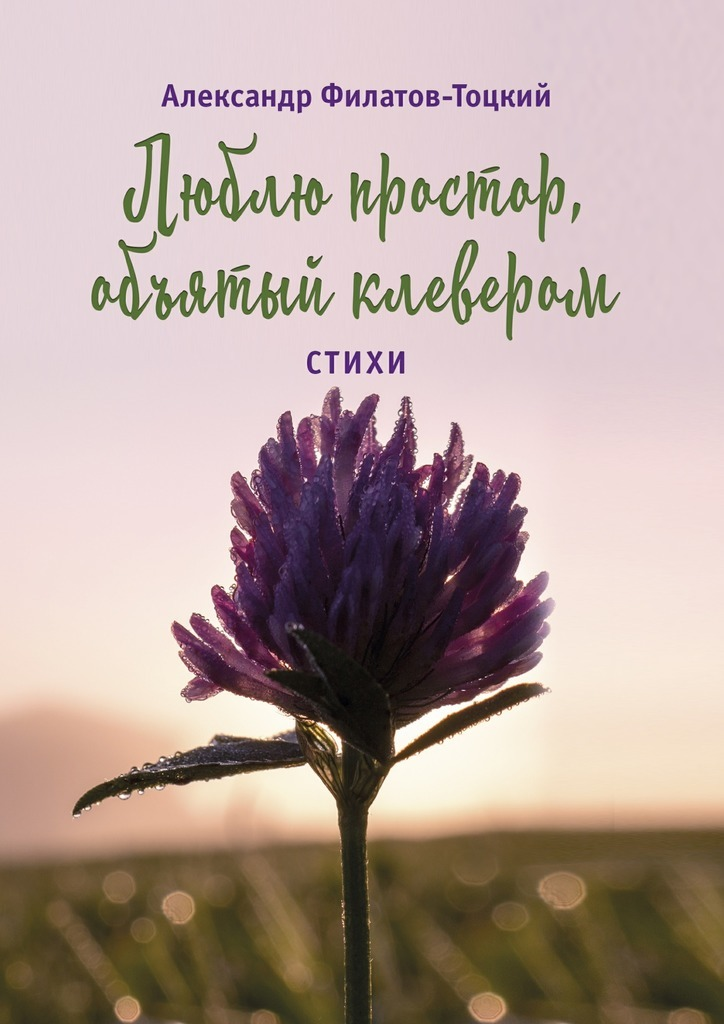 Александр Филато-Тоцкий Люблю простор, объятый клеером. Стихи