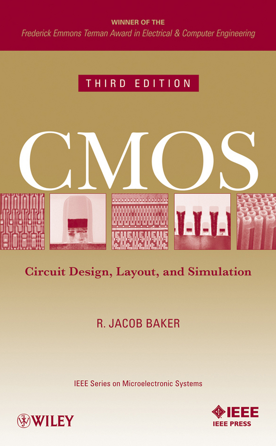 R. Baker Jacob CMOS. Circuit Design, Layout, and Simulation qiuliang wang practical design of magnetostatic structure using numerical simulation