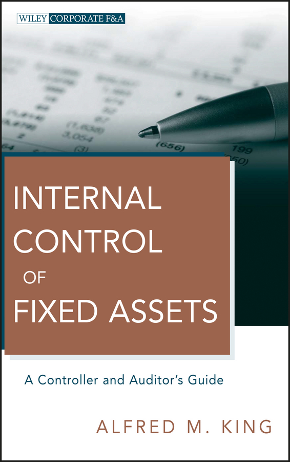 Alfred King M. Internal Control of Fixed Assets. A Controller and Auditor's Guide orthopaedic hip fixed set of hipbone hip gear leg femur fractures with a fixed orthopaedic rehabilitation