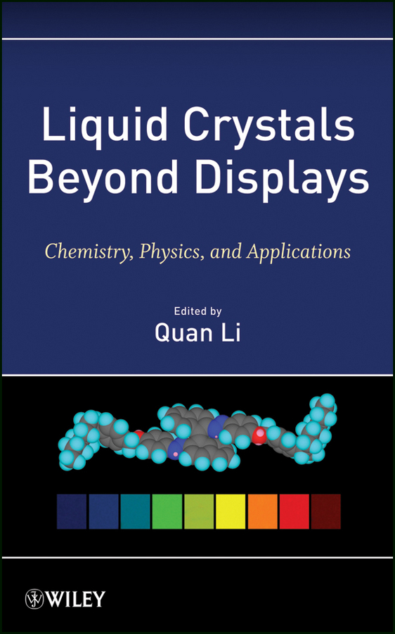 Quan Li Liquid Crystals Beyond Displays. Chemistry, Physics, and Applications lq121s1dc71 lcd displays