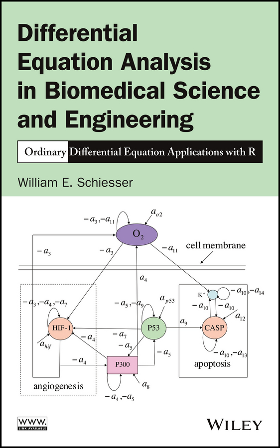 William Schiesser E. Differential Equation Analysis in Biomedical Science and Engineering. Ordinary Differential Equation Applications with R недорго, оригинальная цена