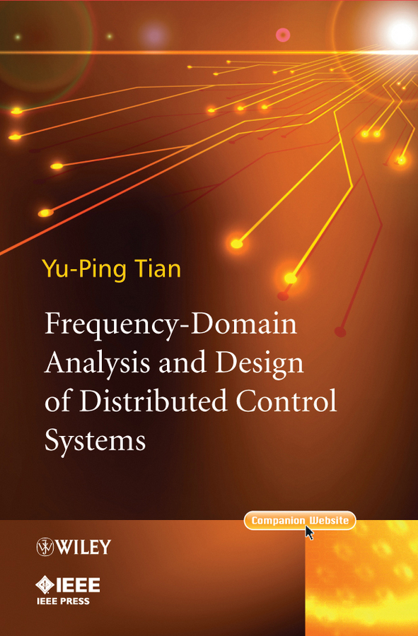 Yu-Ping Tian Frequency-Domain Analysis and Design of Distributed Control Systems victor vc2000 10hz 2 4ghz precision digital frequency meter tester frequency counter 8 digit led display