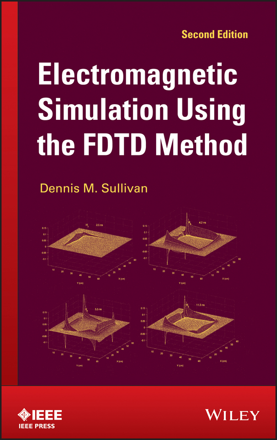 Dennis Sullivan M. Electromagnetic Simulation Using the FDTD Method 1pc used yokogaea ea9 a