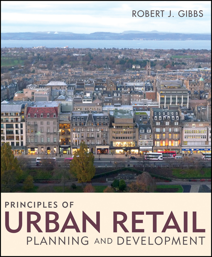 Robert Gibbs J. Principles of Urban Retail Planning and Development new and retail package for 146gb 10k 005048491 cx 2g10 146 fc