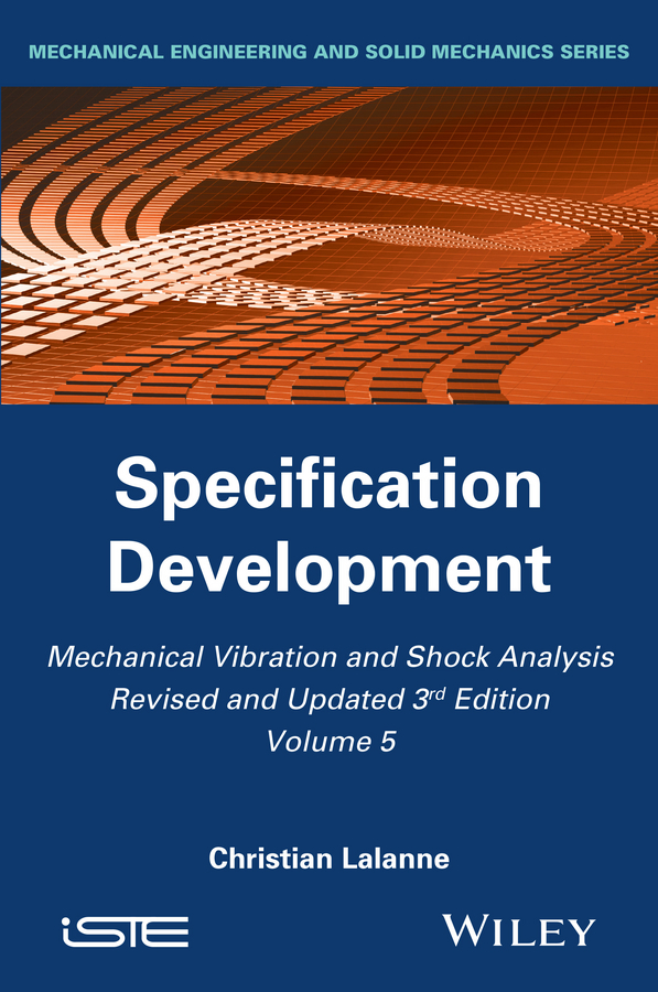 Christian Lalanne Mechanical Vibration and Shock Analysis, Specification Development real madrid zalgiris kaunas
