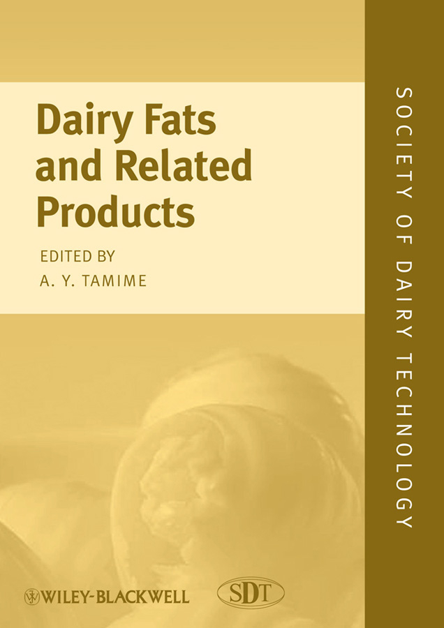 Adnan Tamime Y. Dairy Fats and Related Products купить недорого в Москве