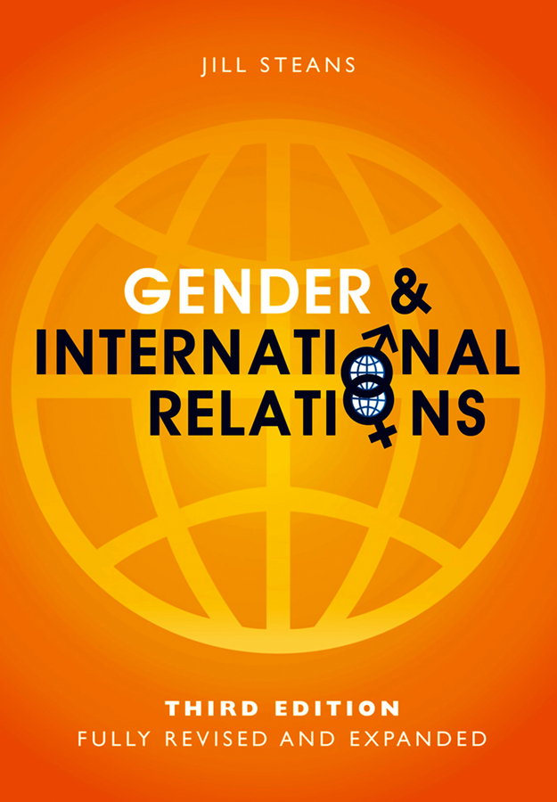 Jill Steans Gender and International Relations