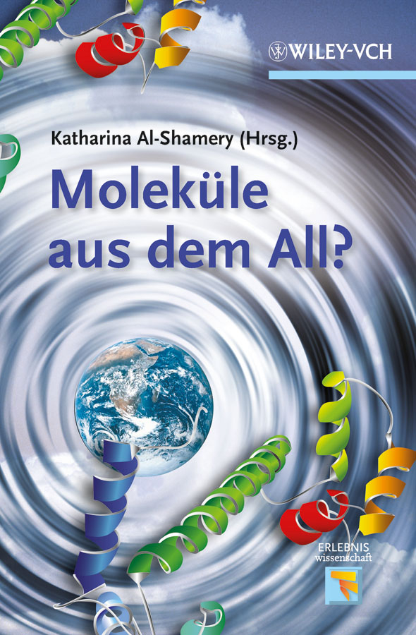 Katharina Al-Shamery Moleküle aus dem All?