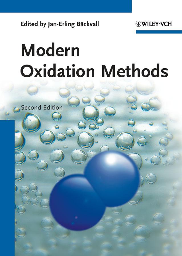 Jan-Erling Bäckvall Modern Oxidation Methods study of oxidation resistance on ti al alloys