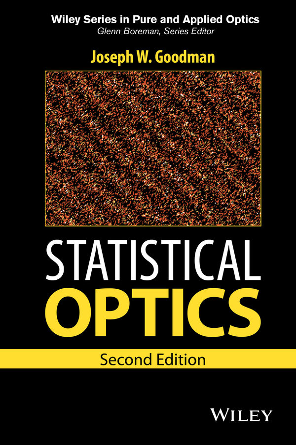 Фото - Joseph Goodman W. Statistical Optics the book of symbols reflections on archetypal images
