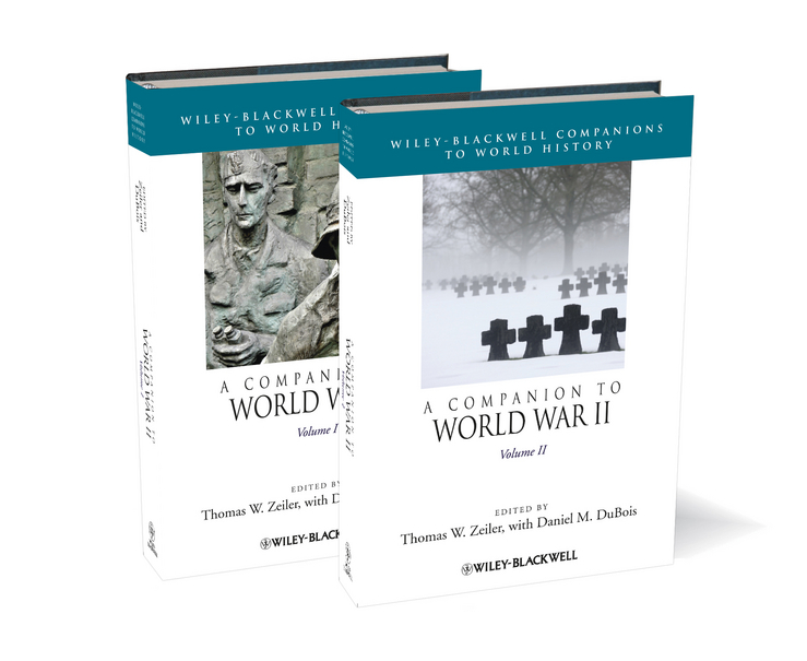 Zeiler Thomas W. A Companion to World War II poetry of the first world war