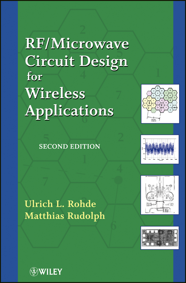 Rohde Ulrich L. RF / Microwave Circuit Design for Wireless Applications casual nylon and drawstring design backpack for women