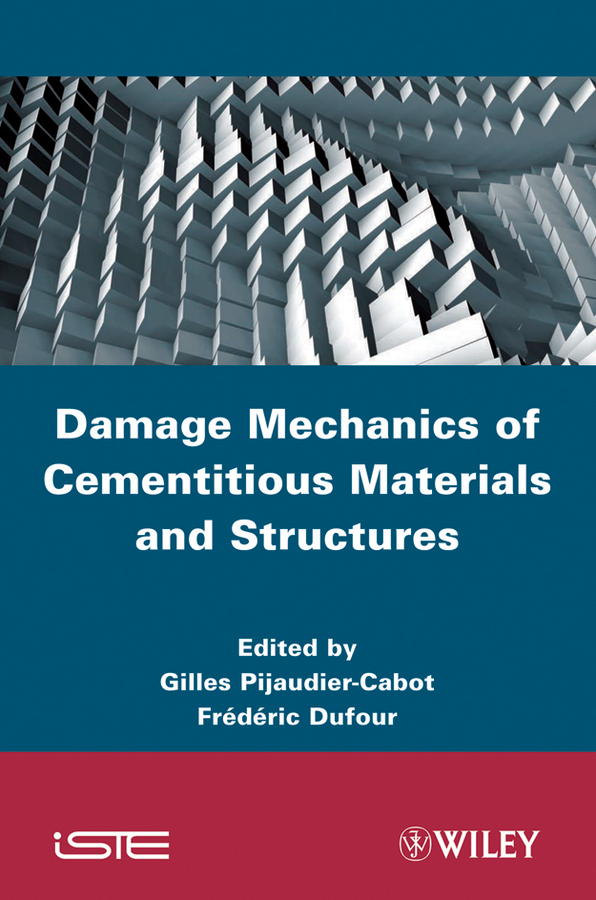 Dufour Frederic Damage Mechanics of Cementitious Materials and Structures светильник потолочный eglo palomaro 1 96537