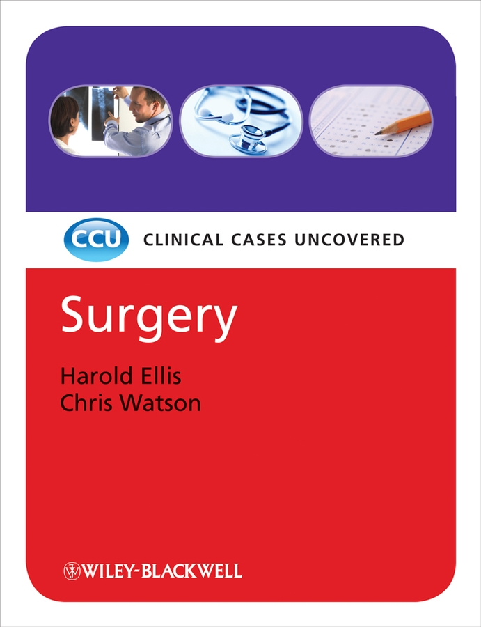 Watson Christopher Surgery, eTextbook. Clinical Cases Uncovered