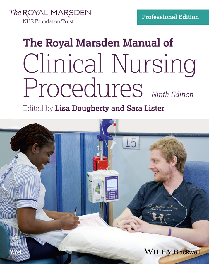 Lister Sara The Royal Marsden Manual of Clinical Nursing Procedures casting procedures